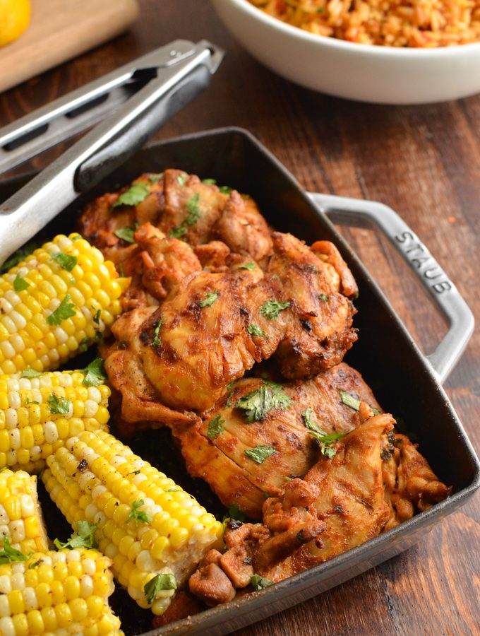 Syn Free Nando's Peri Peri Chicken Fakeaway | Slimming World