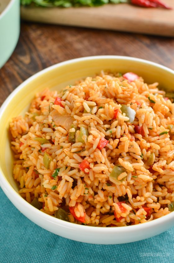 Syn Free One Pot Nando's Peri Peri Rice | Slimming World