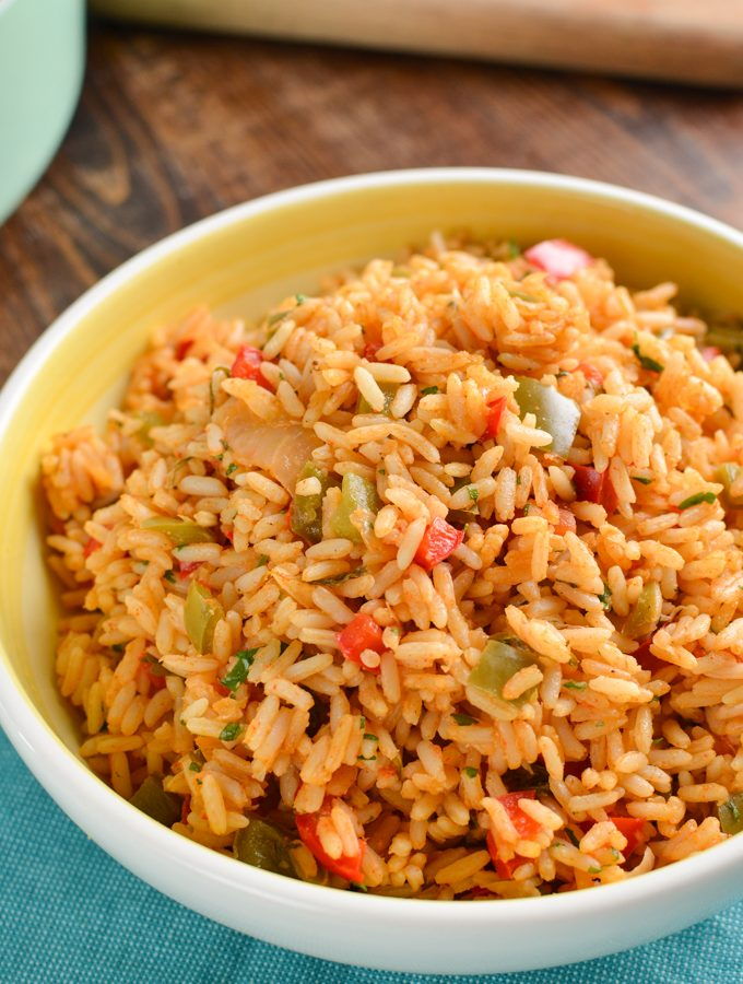 Syn Free One Pot Nando's Peri Peri Rice | Slimming World