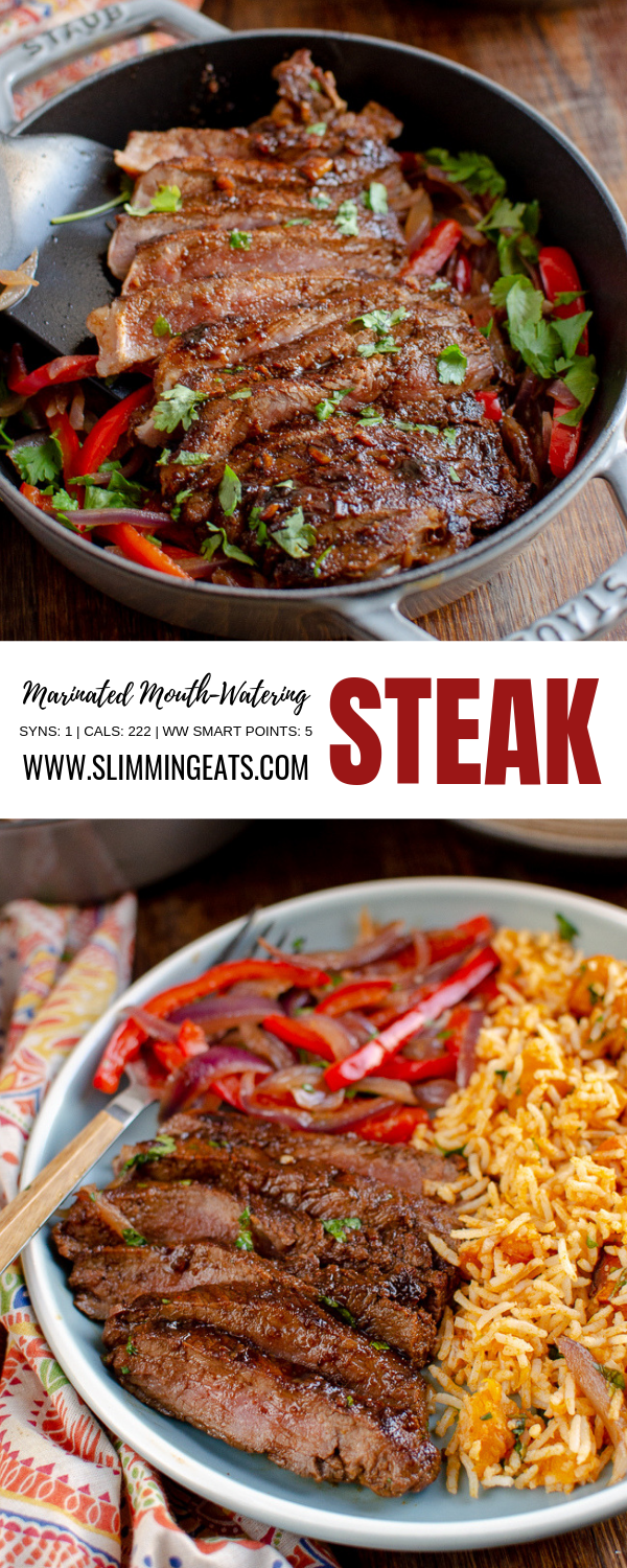 Marinated Mouth-Watering Steak Pin