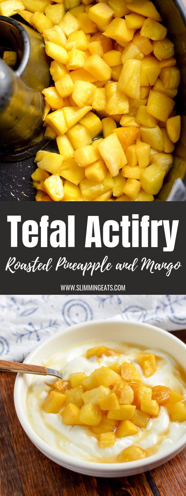 Roast Pineapple and Mango pin image