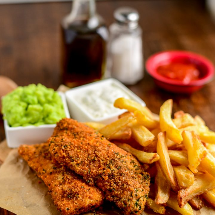 Tefal Actifry Fish and Chips