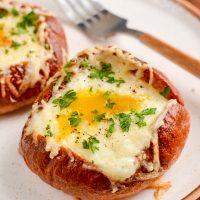 Syn Free Breakfast Roll Bakes