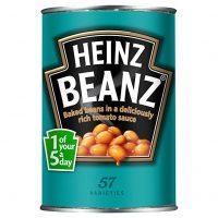 Heinz Baked Beans, 415 g (Pack of 24)