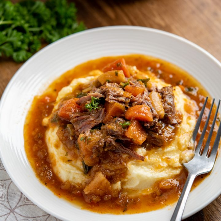 Low Syn Oxtail Stew (Instant Pot and Slow Cooker)