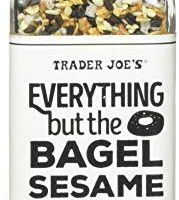 Trader Joe's Everything but the Bagel Sesame Seasoning Blend 2.3 oz (65g)