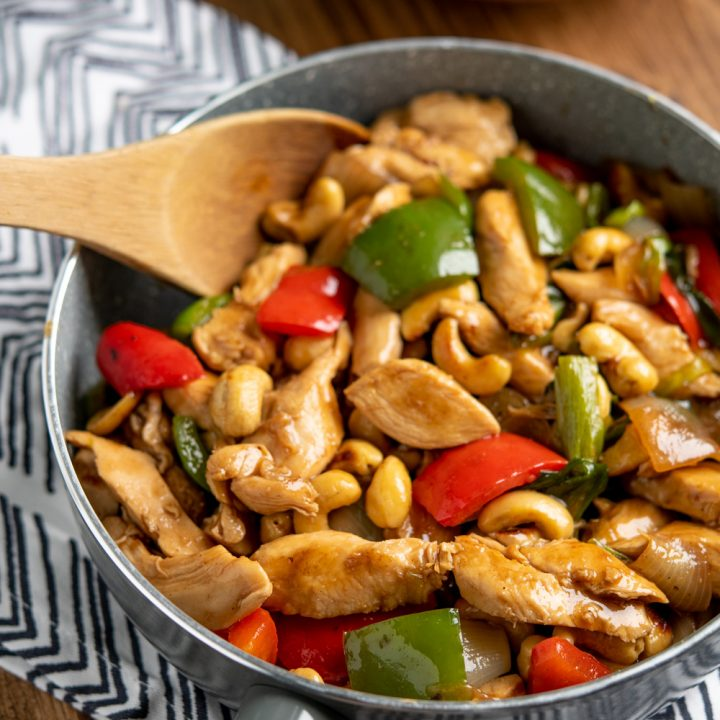 Low Syn Chinese Cashew Chicken