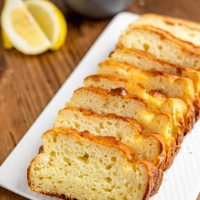 Delicious Lemon Ricotta Loaf