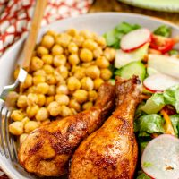 Yummy Paprika Balsamic Chicken Drumsticks