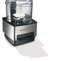 Cuisinart DLC1SSRU Mini Electric Food Processor, 600 ml, 200 W, Stainless Steel, Plastic, Silver