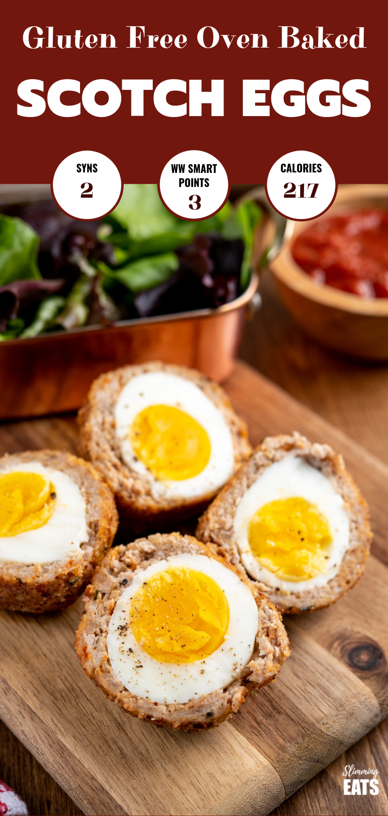 Scotch Egg pin image