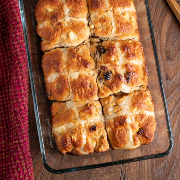 Hot Cross Buns Recipe