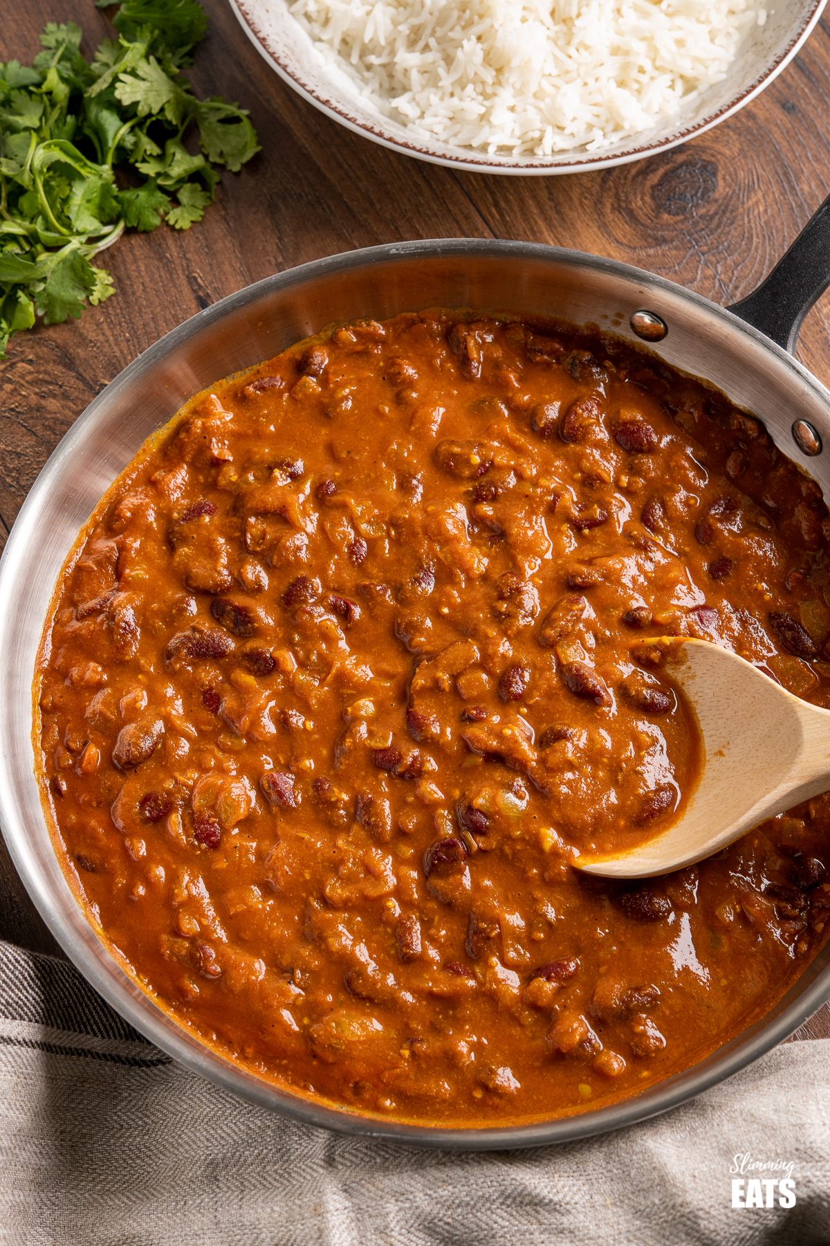 Kidney Bean Curry Rajma Slimming Eats Recipes