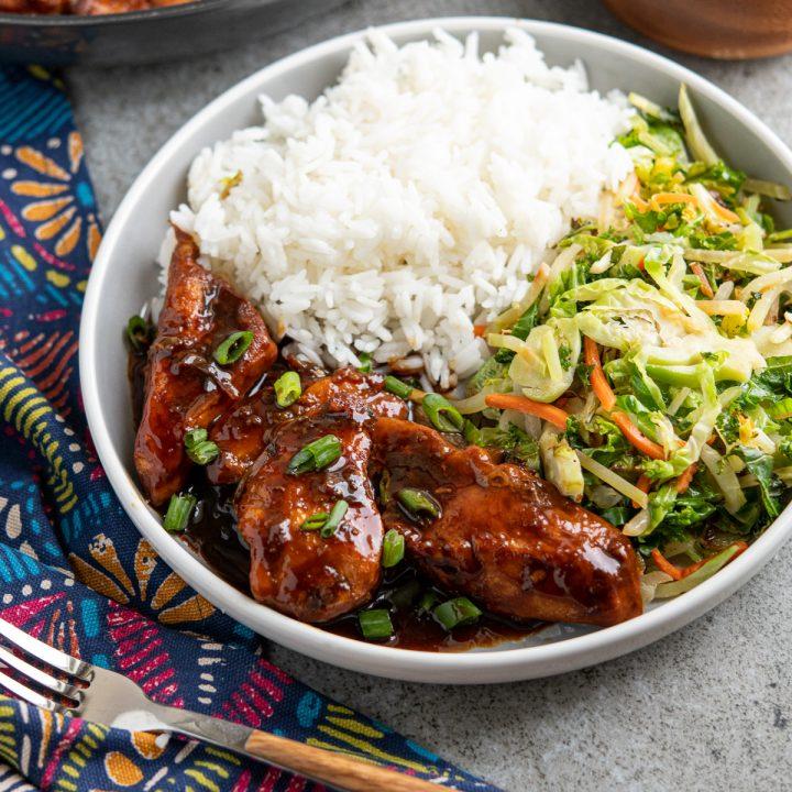 Asian Sprite Chicken