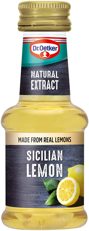 Lemon Extract (Natural)
