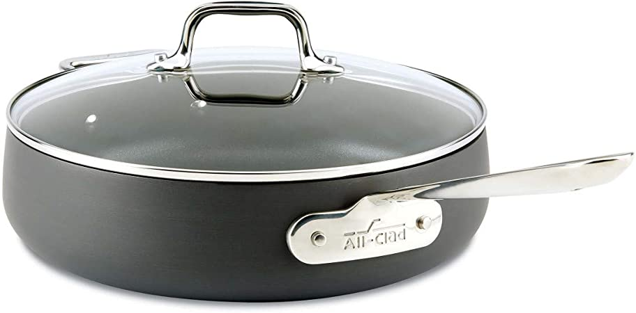 All-clad Hard Anodized Nonstick PAN