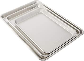 Nordicware 3 Piece Baking Tray Set